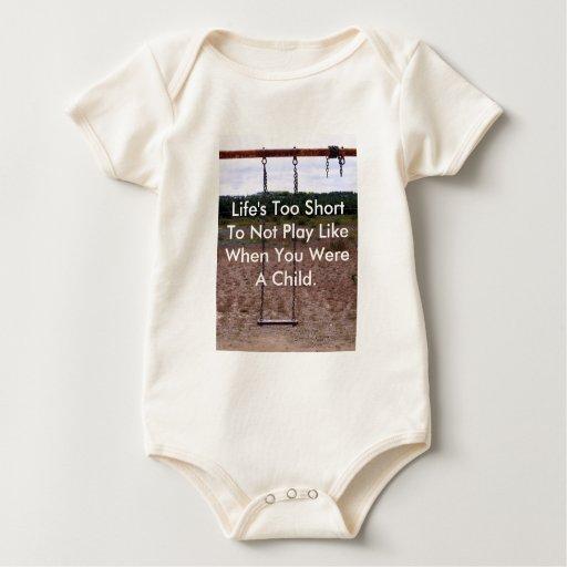 Ropa olvidada del bebé de la colección de la body para bebé