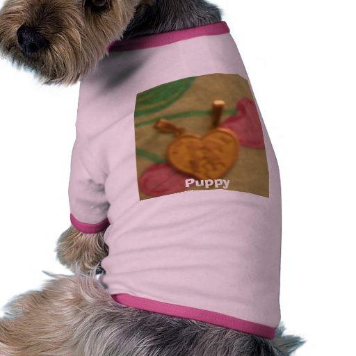 Ropa para mascotas Lovely Dog/ Dog's clothes Camisa De Perrito