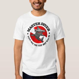 Ropa principal del buceador (Hammerhead) Camisas
