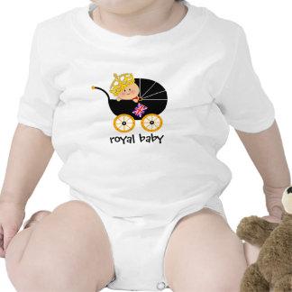Ropa real del niño del bebé camisetas