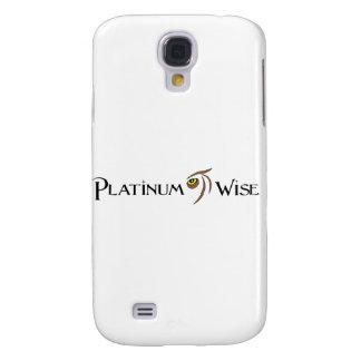 Ropa sabia Co. del platino Funda Para Galaxy S4