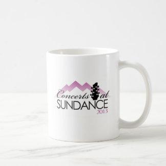 Ropa, tazas de café, conciertos en el sundance