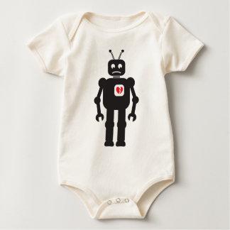Ropa triste del Bot Body Para Bebé