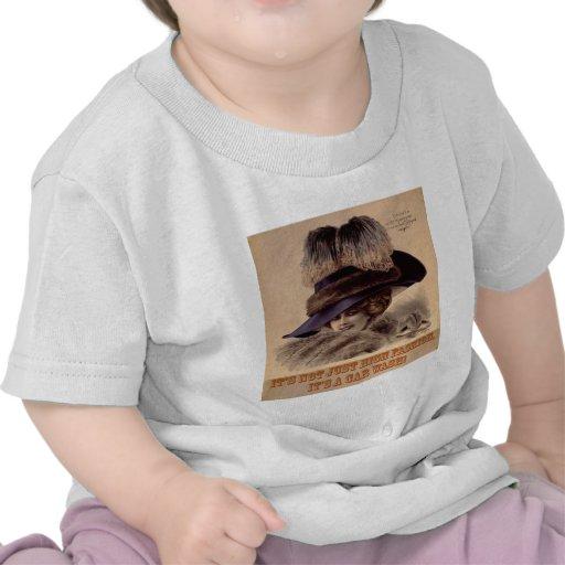 Ropa vintage divertida de las camisetas