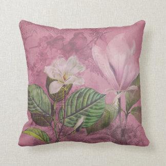 Ropa y regalos de la canción de la magnolia del cojín