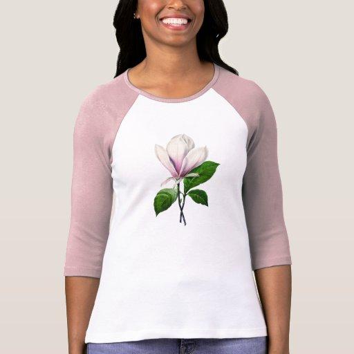 Ropa y regalos de la canción de la magnolia del playera