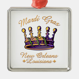 Ropa y regalos de la corona del carnaval ornamentos de navidad