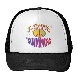 Ropa y regalos de la nadada gorra