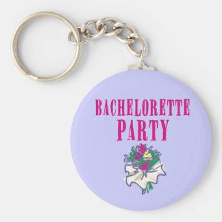 Ropa y regalos del fiesta de Bachelorette Llaveros