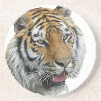 Ropa y regalos principales del tigre posavasos manualidades