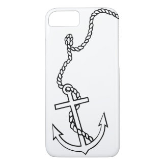 Rope & Anchor iPhone 7 case