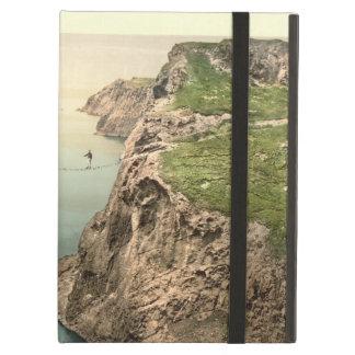 Rope Bridge Carrick-a-Rede County Antrim iPad Covers