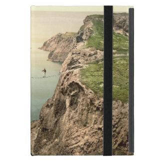 Rope Bridge Carrick-a-Rede County Antrim Covers For iPad Mini