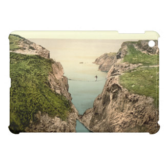 Rope Bridge Carrick-a-Rede County Antrim Cover For The iPad Mini