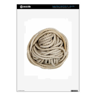rope decals for iPad 3
