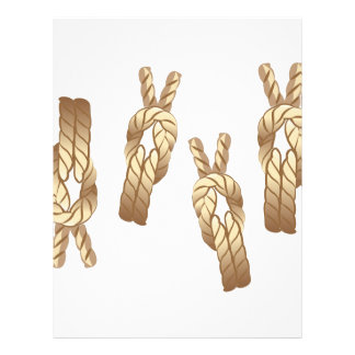 Rope Knots Letterhead