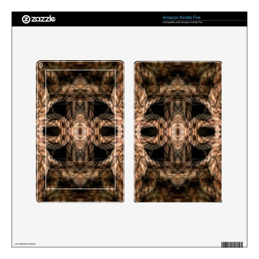 Rope Mantra 11 Kindle Fire Skins