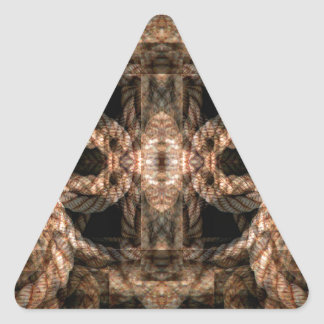 Rope Mantra 11 Triangle Sticker