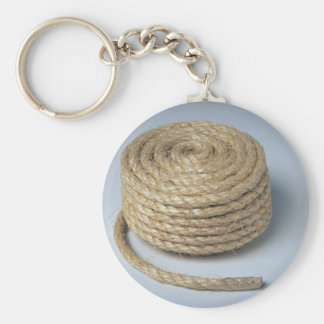 Rope Photo Keychains