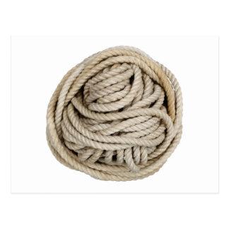 rope postcard