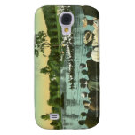 Rope Pull, Campus Pond Galaxy S4 Case