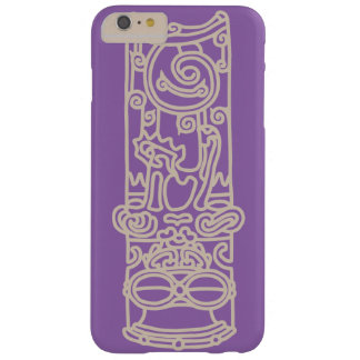 < Rope sentence (beige) >The JOHMON art (beige) Barely There iPhone 6 Plus Case