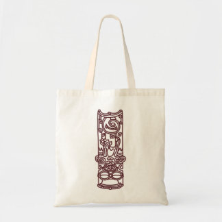 < Rope sentence (red) >The JOHMON art (red) Tote Bag