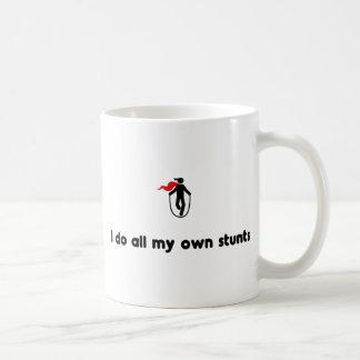 Rope Skipping Hero Coffee Mug