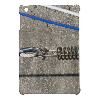 Rope sling with safety anchor shackle cover for the iPad mini