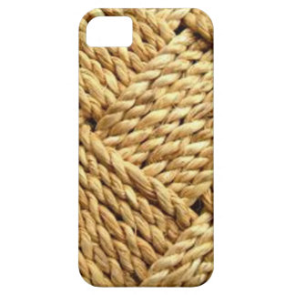 Rope weave iphone five cover