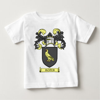 ROPER Coat of Arms Baby T-Shirt