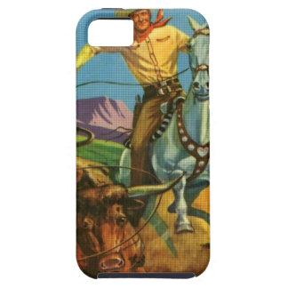 Roping a Steer iPhone SE/5/5s Case