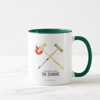 Roque Mallet Swing Mug