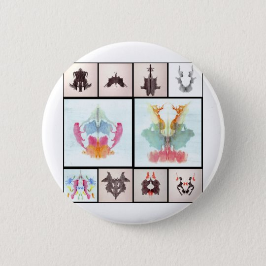 Ror All Coll Eight Pinback Button