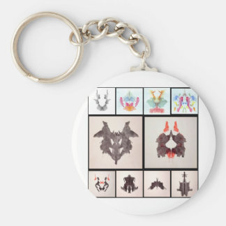 Ror All Coll Five Keychain