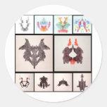 Ror All Coll Five Stickers