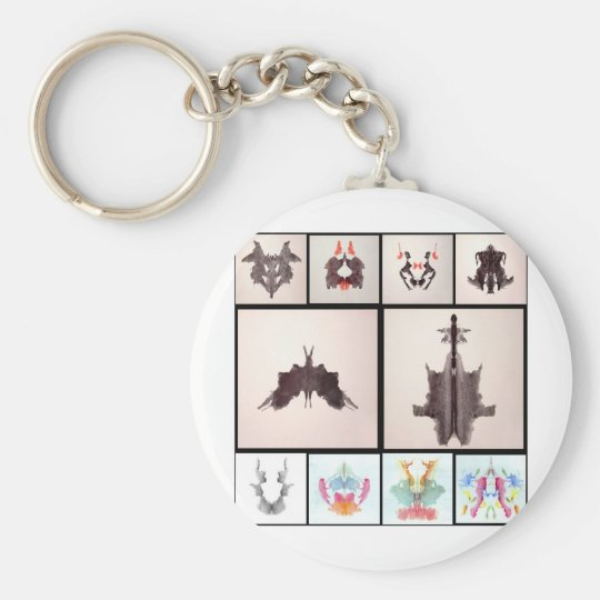 Ror All Coll One Keychain