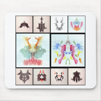 Ror All Coll Seven Mouse Pad