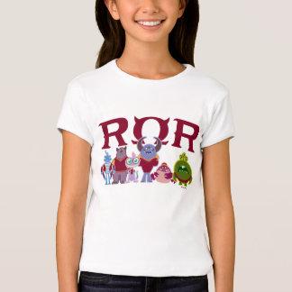 ROR - Estudiantes del susto Remeras