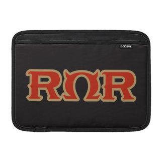 ROR Logo MacBook Air Sleeves