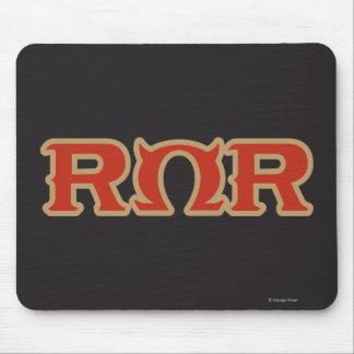 ROR Logo Mouse Pad