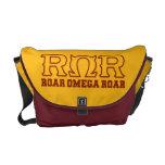 ROR - ROAR  OMEGA ROAR - Logo Messenger Bags