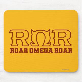 ROR - ROAR  OMEGA ROAR - Logo Mouse Pad