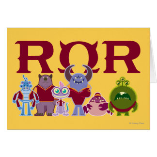 ROR - Scare Students Card