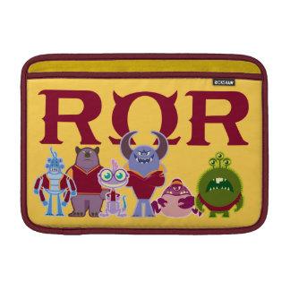 ROR - Scare Students MacBook Sleeves