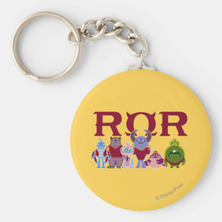 ROR - Scare Students Keychain