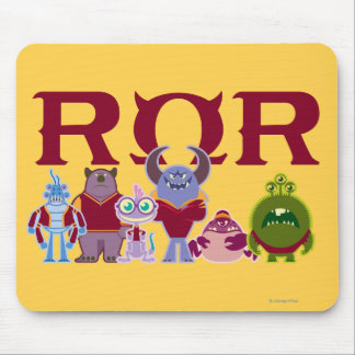 ROR - Scare Students Mouse Pad