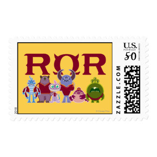 ROR - Scare Students Postage