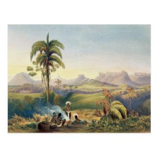 Roraima, a Remarkable Range of Sandstone Mountains Postcard