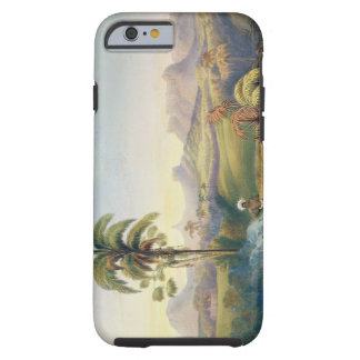 Roraima, a Remarkable Range of Sandstone Mountains Tough iPhone 6 Case